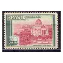 Selo Brasil,prop.turística Palácio Monroe 1937,novo.descr.