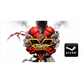 Street Fighter V Steam Pc