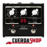 Vox Stomplab 1g Pedalera Multiefecto Para Guitarra Eléctrica