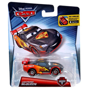 Cars Rayo Mcqueen Coleccion Carbono Disney Pixar No Subasta