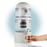 Purificador De Agua Filtro Bioenergético Bio 14lt Chefmaster