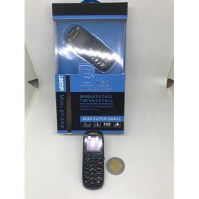 Teléfono Celular Súper Mini Bm70 El Mas Pequeño Del Mundo