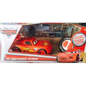 Rayo Mcqueen Disney Cars Control Remoto