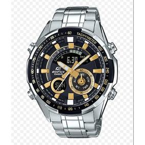 Relógio Casio Edifice Era-600d Laçamento Era-200db Era-300db