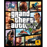 Grand Theft Auto Gta V Digital Original Pc Rockstar