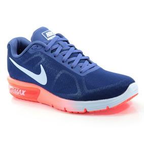 414282927 Tenis Nike Air Max 90 Azul Marinho - Tênis Femininos no Mercado ...