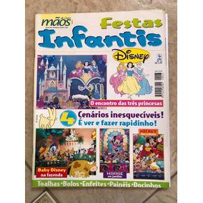 Revista Mãos De Ouro Festas Infantis Disney 23
