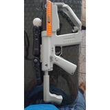 Pistola Play Station 3 Con 2 Controles