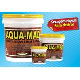 Verniz Acrilico Base Agua P/ Madeiras 3,6 Lts Aqua-mad