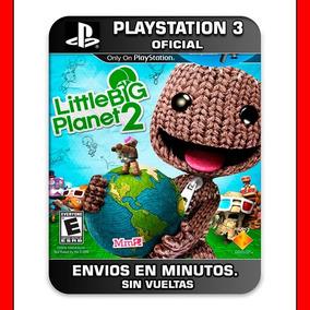 Little Big Planet 2 Ps3 Digital Elegi Reputacion Al Comprar