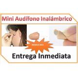 Mini Y Micro Audífono Pinganillo Invisible Espía Examenes