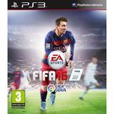 Fifa 16 Juego Ps3 Entrega Inmediata, Fifa16 Play3