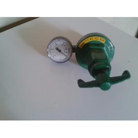 Regulador Posto (promoção)oxigênio White Martis