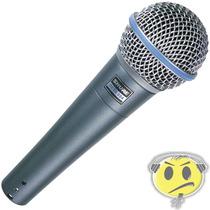 Microfone Shure Beta58a Original - Loja Credenciada Shure