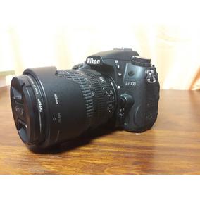 Cámara Nikon D7000 + Objetivos