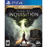 Dragon Age Inquisition Goty Juego Ps4 Playstation 4 Stock