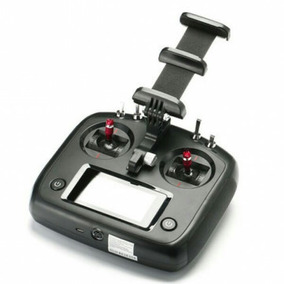 Rádio Controle Flysky Fs-i6s+receptor Fs-ia10b(drone/aero)pt