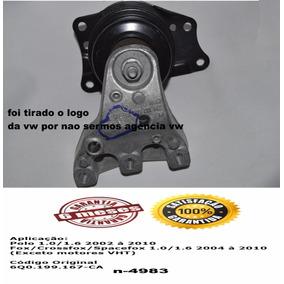 Coxim Motor Hidraulico C/ Suporte Ld Dir. Fox 1.0 / 1.6 Vw