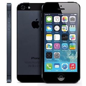 Celular Apple Iphone 5 Refurbished Funda Mica Regalo - Ce66