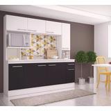 Muebles Cocina Compacta C/mesada Incluida Alacena