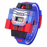 Reloj Robot Transformer