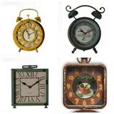 Reloj De Apoyo Vintage