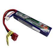 Batería Lipo Airosft Turnigy Nano-tech 11,1v 1000mah 20~40c Brick Ficha Dean- T