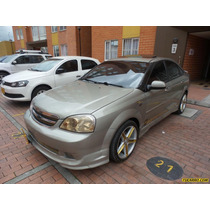 Chevrolet Optra Lt Mt 1800cc Aa