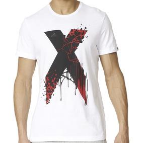 Playera Atletica X Graphic Hombre adidas Ay7238