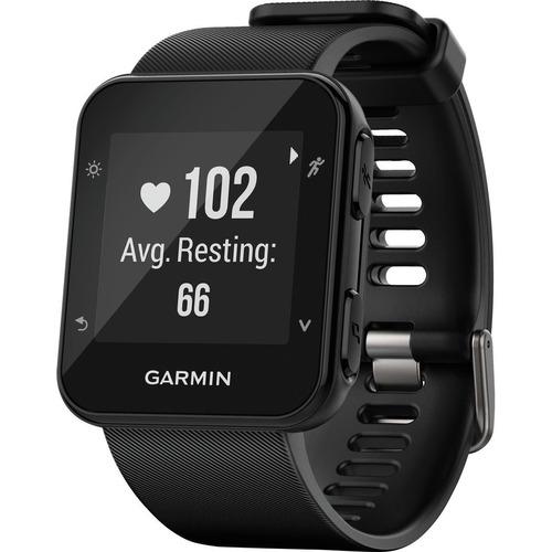 Relógio Gps Garmin Forerunner 35 Preto Smartwatch Medi??o