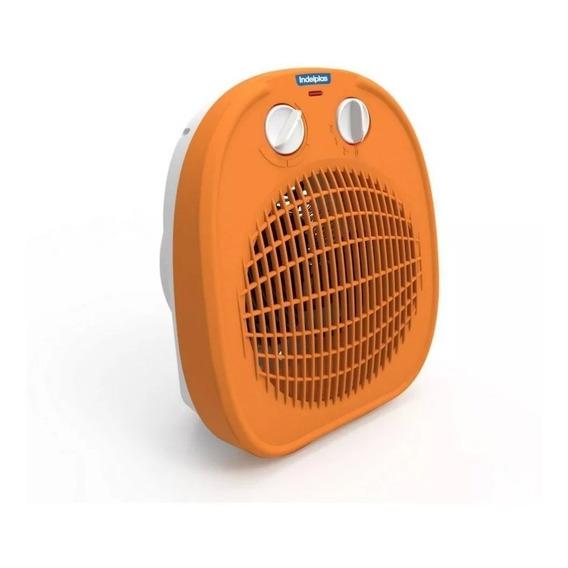 Caloventor Termostato Elect. Calefactor Indelplas En Cuotas