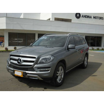 Mercedes Benz Clase Gl 500 7pasajeros Automatica Full