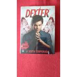 Dexter 6 Sexta Temporada - Original Lacrado - 4 Dvds