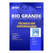 Apostila Técnico Em Enfermagem Prefeitura Rio Grande Rs