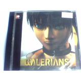 Galerians - Ps1 - 3 Discos Plateados - Ojh