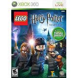 Nuevo Lego Harry Potter Años 1-4 (xbox 360)