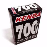 6 Câmara De Ar 700x18/23c Kenda Valv. Presta 60mm Bike Speed