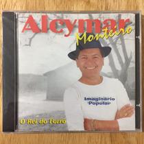 Cd Alcymar Monteiro Imaginário Popular (2000) Novo Lacrado!!
