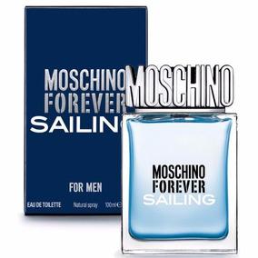 Perfume Moschino Forever Sailing Masculin Edt 100ml Original