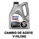 Cambio De Aceite + Filtro - Mercedes Benz Sprinter 313 Cdi