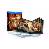 Blu-ray Disc Indiana Jones The Complete Adventures