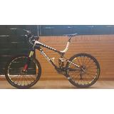 Trek Top Fuel 9.9ssl De Carbono 2014 En Xt Shimano Y Fox