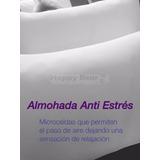Almohada 0,50 X 0,70 Anti - Stress Uni 100% Pol.