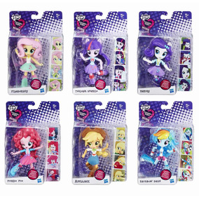 My Little Pony Equestria Girls Conjunto Mini Bonecas