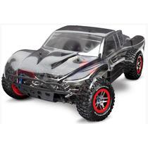 Traxxas 6804r 1/10 Slash 4x4 Platinum Brushless Arr