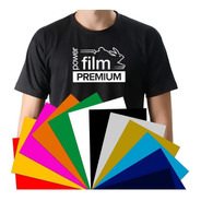 Power Film V4 - Filme P/ Estampa Transfer 3 Metros X 50 Cm