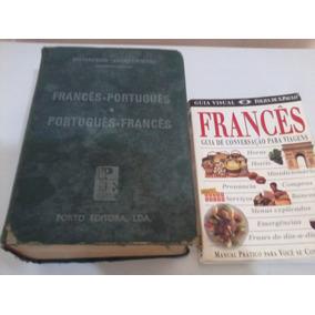 Antigo Dicionário Francês-português E Português-francês.