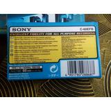 Cassettes Virgenes Sony 60 M . Gran Cantidad De Unidades .