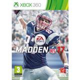 Madden Nfl 17 Para Xbox 360 Nuevo Sellado