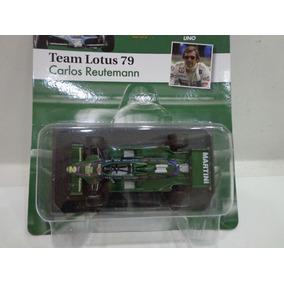 Lotus 79 Carlos Reutemann 1979 1/43